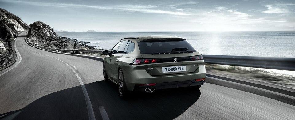 Nieuwe Peugeot 508 SW - First Edition - exterieur