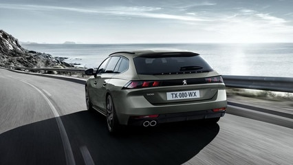 Nieuwe Peugeot 508 SW - First Edition - exterieur