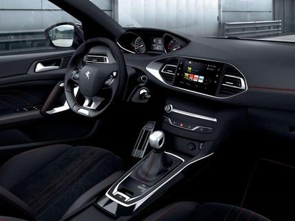 De nieuwe Peugeot 308 SW GT Line – Interieur met Peugeot i-Cockpit®
