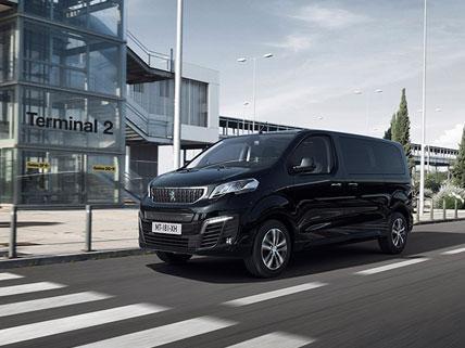 nieuwe Peugeot e-TRAVELLER