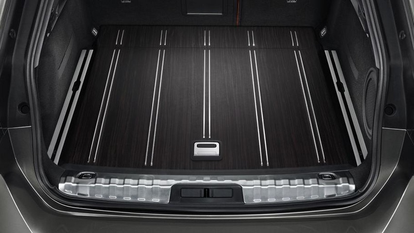 Nieuwe Peugeot 508 SW - First Edition - Bagageruimte interieur