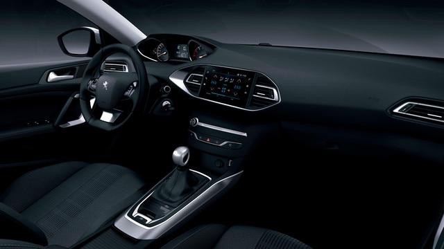 De nieuwe Peugeot 308 SW – Peugeot i-Cockpit® – Connect 3D-navigatie