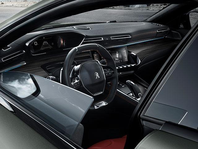 Nieuwe Peugeot 508 SW