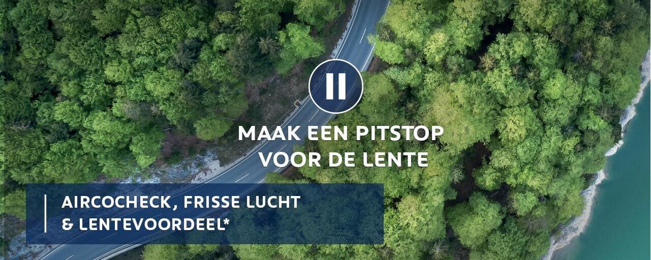 Peugeot Onderhoud en Services - Maak een pitstop voor de lente