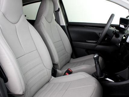 Peugeot 108 leerpakket