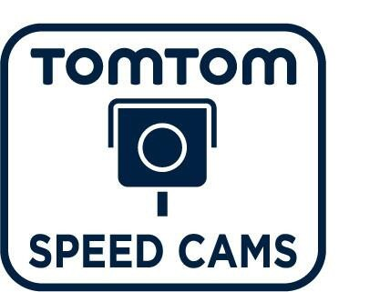TomTom Services - Snelheids camera