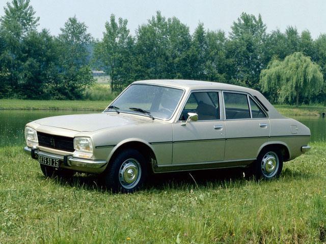 Historisch model - Peugeot 504