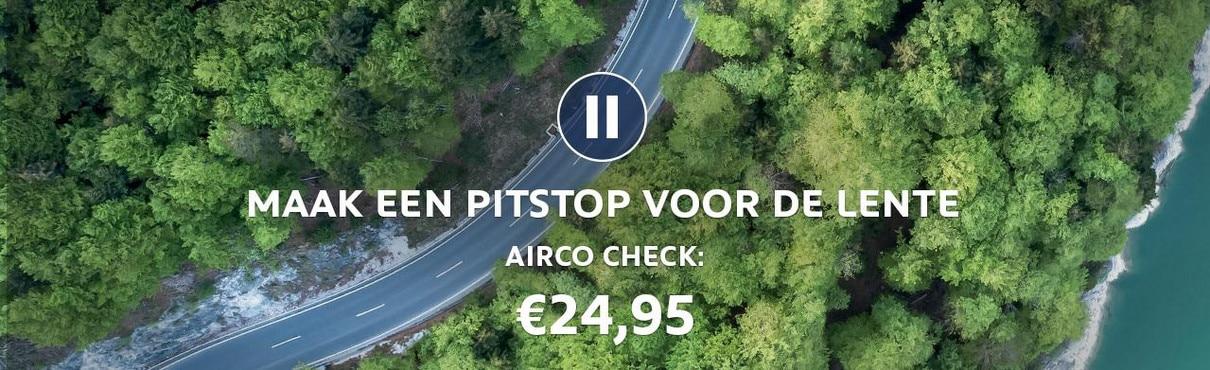 Peugeot Onderhoud en Services - Aircocheck