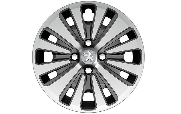 Peugeot 2008 SUV - velgen