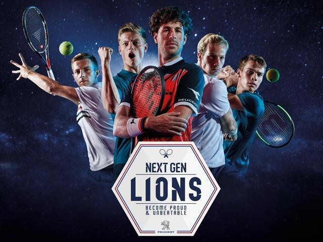Peugeot Next Gen Lions