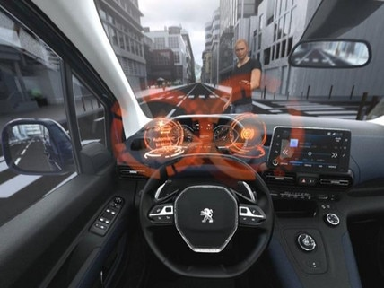 Peugeot  - Virtual Reality - Active Safety Brake