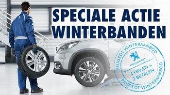 Speciale actie winterbanden