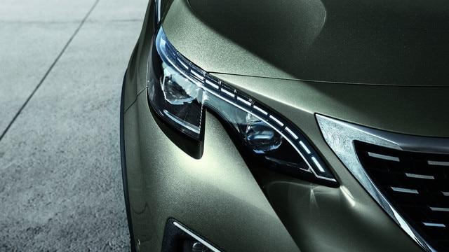 Sportieve prestaties - Nieuwe PEUGEOT 5008 SUV GT