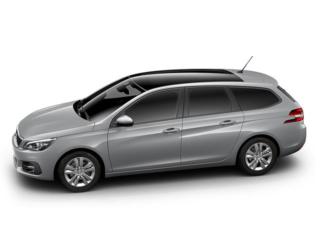 Peugeot 308 SW Blue Lease Executive