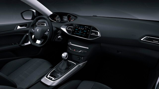 De nieuwe Peugeot 308 SW – Een ruim en ergonomisch interieur met de moderne en pure Peugeot i-Cockpit®