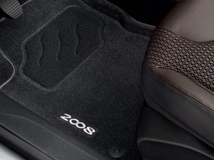 Peugeot 2008 mattenset