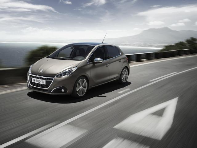 Peugeot modellen compacte auto