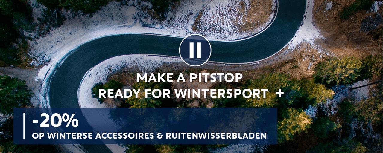 Peugeot Service - Klaar voor de wintersport