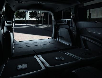 Royale bagageruimte - Nieuwe PEUGEOT 5008 SUV GT