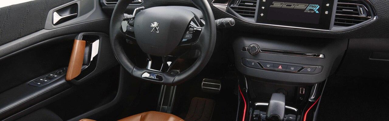 Peugeot 308 R HYBRID - ongekende prestaties