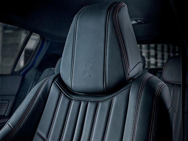 De nieuwe Peugeot 308 SW GT – Met leder beklede stoel