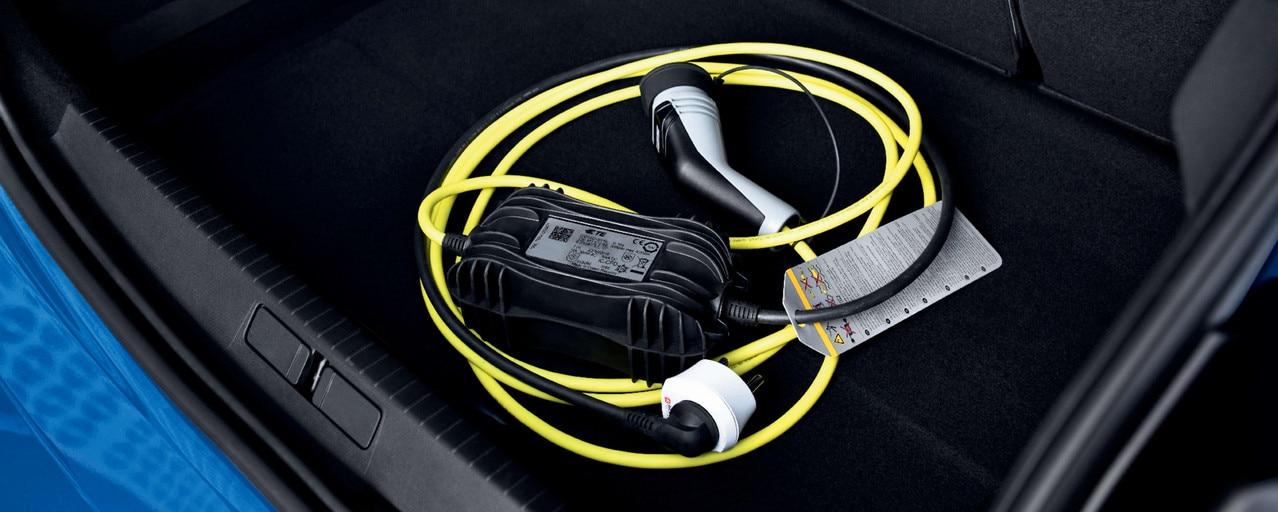 Laadkabels voor de elektrische auto's van Peugeot
