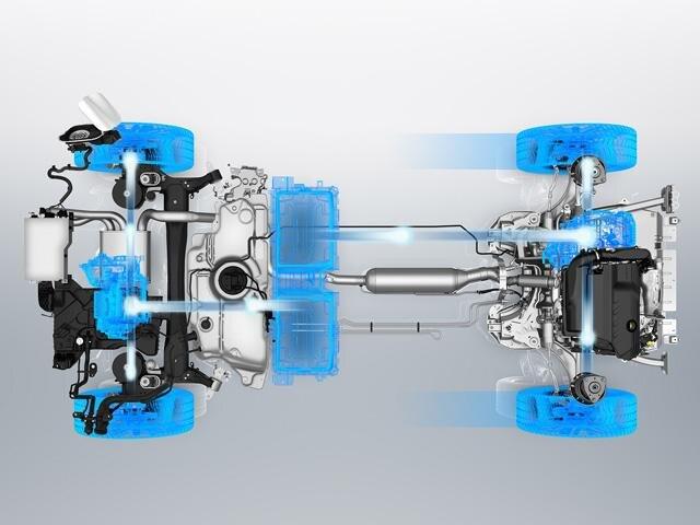 Peugeot Plug-in Hybrid - Peugeot 3008 SUV - HYBRID-aandrijflijn