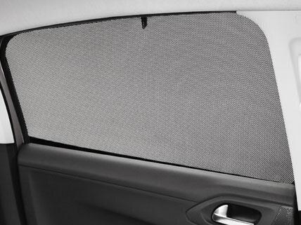 Peugeot 208 zongordijn
