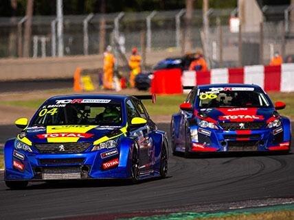 PEUGEOT SPORT Customer Racing