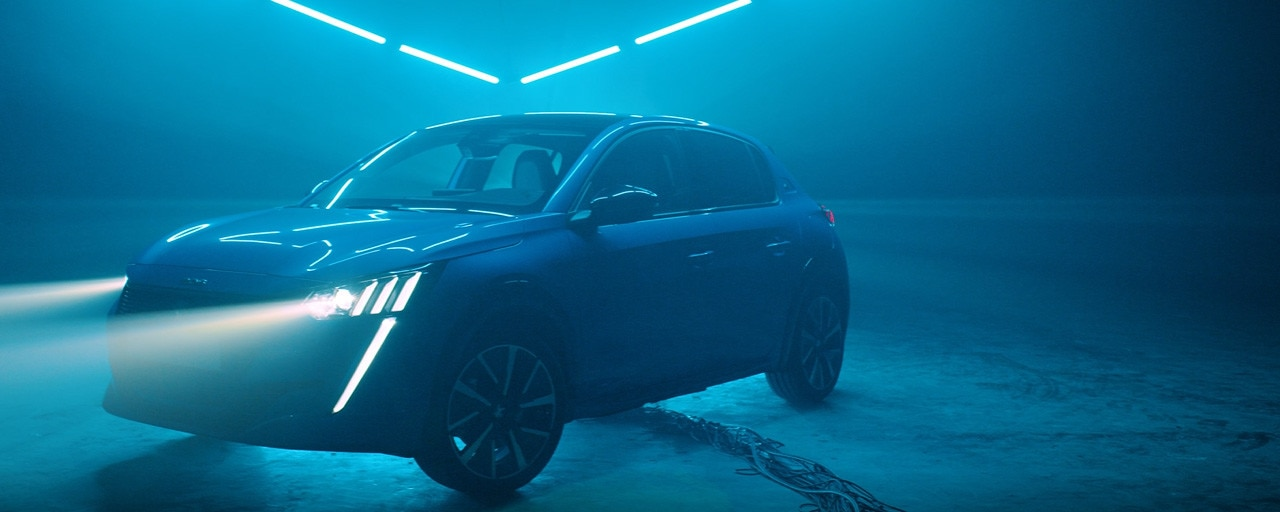 'Unboring The Future' - Peugeot 208