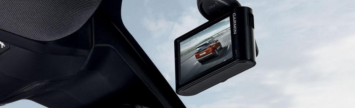 Peugeot Accessoires Dashcam