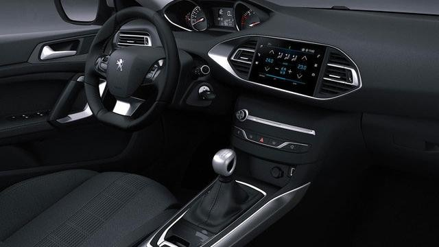 Peugeot 308 SW Active - interieur