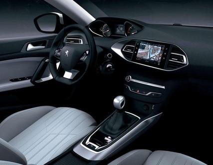 Peugeot 308 Active - interieur