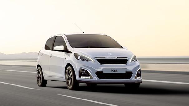 Peugeot Summer Drive - Een zomer vol voordeel - Peugeot 108