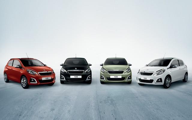 Peugeot 108 - Speciale Serie