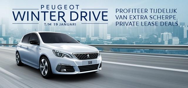 Peugeot Winter Drive - Peugeot 308
