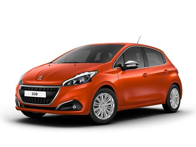 Peugeot 208 Blue Lease Active