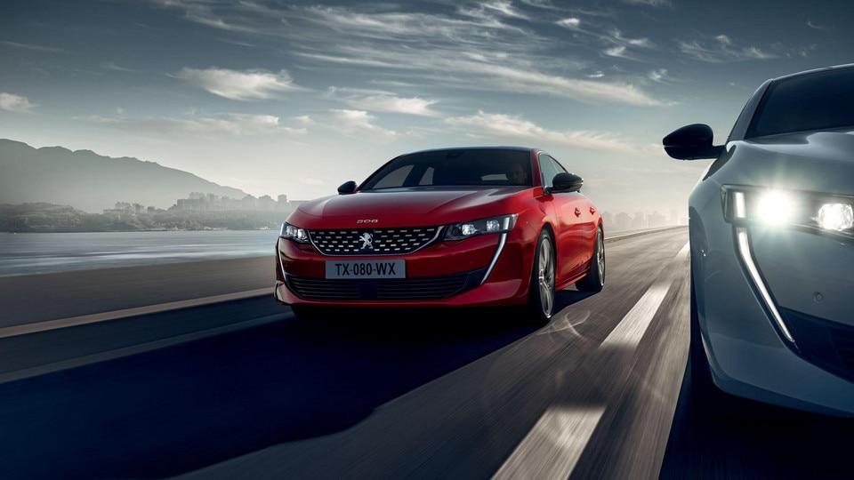 Nieuwe Peugeot 508: de Grande Berline