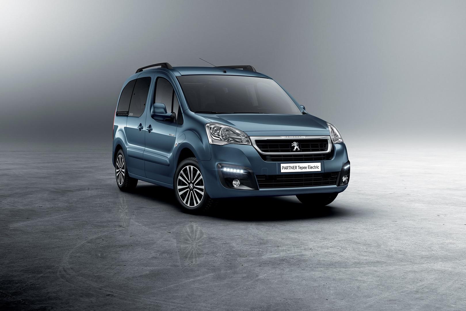 Peugeot Partner Tepee Electric Peugeot