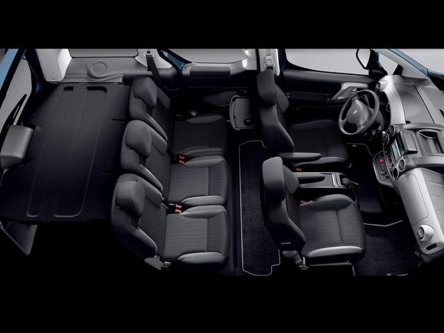 Peugeot Partner Tepee Electric - Biedt comfortabel plaats aan vijf inzittenden