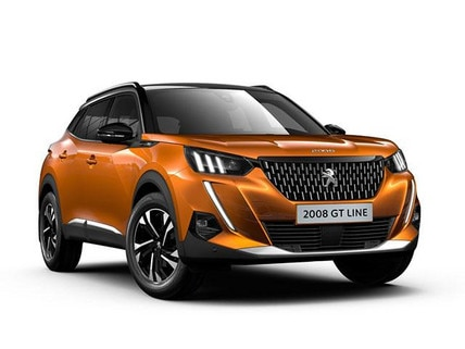 Nieuwe Peugeot 2008 SUV GT Line - Private Lease