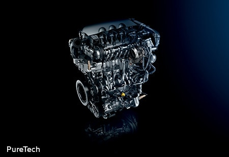 Peugeot 3008 SUV HYBRID4: benzinemotor