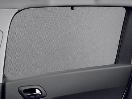 Peugeot 5008 zongordijn