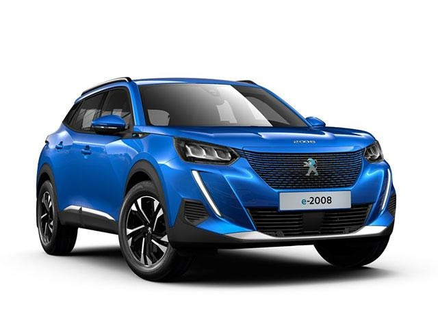 Nieuwe Peugeot e-2008 SUV Allure - Private Lease