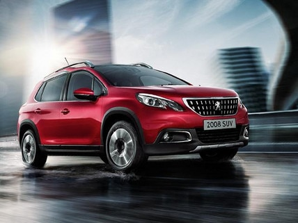 SUV - Sports Utility Vehicle | Peugeot 2008 SUV
