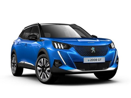 Nieuwe Peugeot e-2008 SUV GT - Private Lease