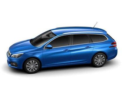 Peugeot 308 SW Blue Lease Allure