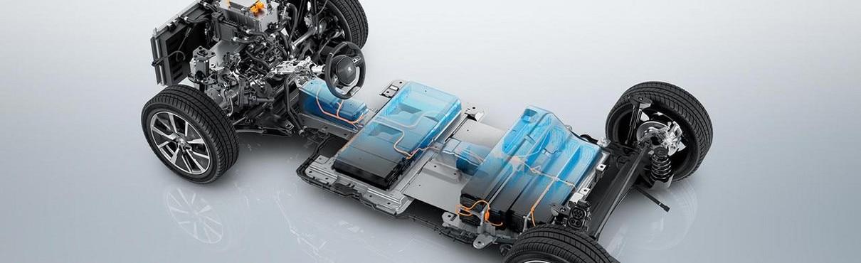 Peugeot en Technologie - Hybridetechnologie