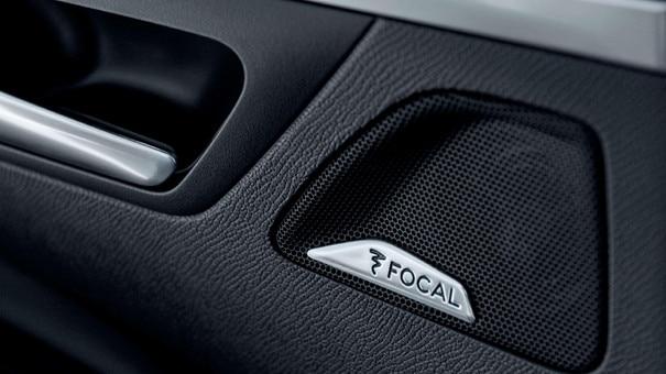 Peugeot 3008 SUV HYBRID4: hifisysteem van Focal®
