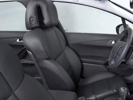 Peugeot 508 leerpakket